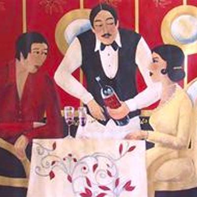 De lekkere schilderijen van Marie Godest