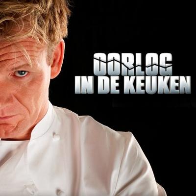 Gordon Ramsay: oorlog in de keuken