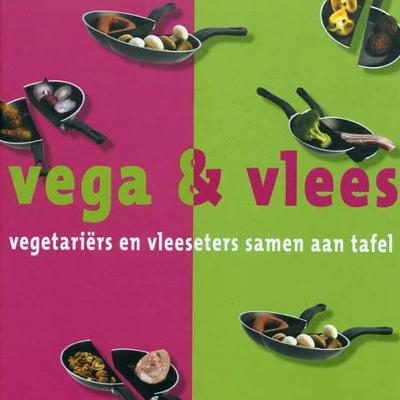 Kookboek Vega & Vlees
