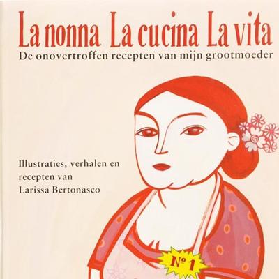 Kookboek La nonna La cucina La vita