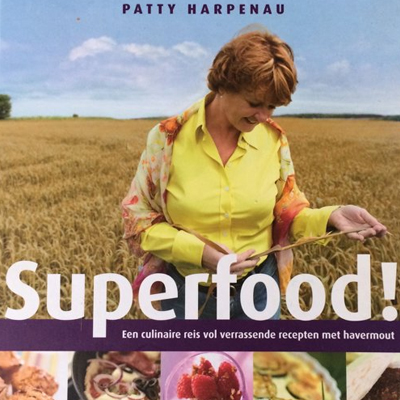 Superfood! Patty Harpenau over havermout