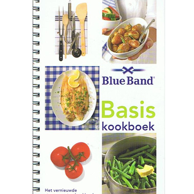 Blue Band Basis kookboek