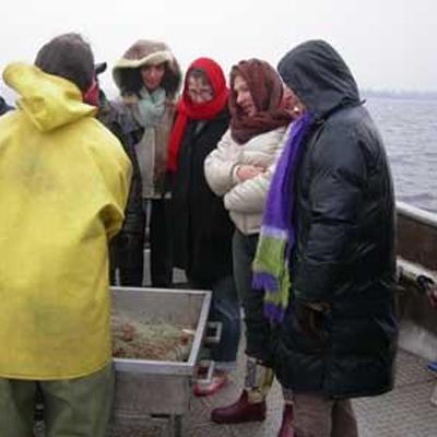 Snoek vissen bij Dilvis