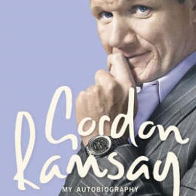 Gordon Ramsay autobiografie