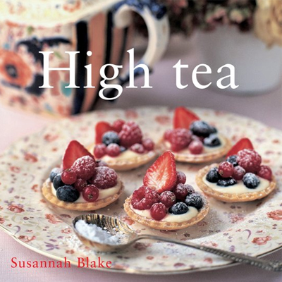 Kookboek High Tea