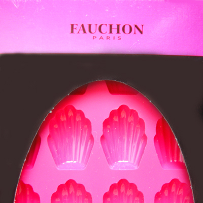 Siliconen bakvorm van Fauchon