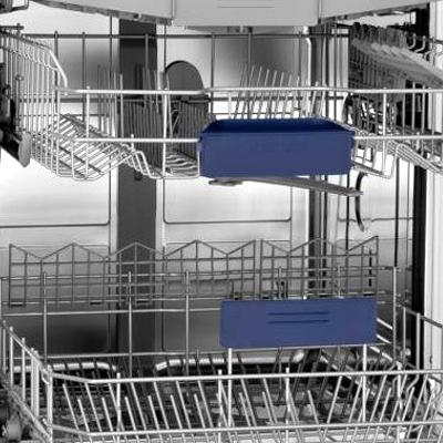 Roest in de Siemens afwasmachine