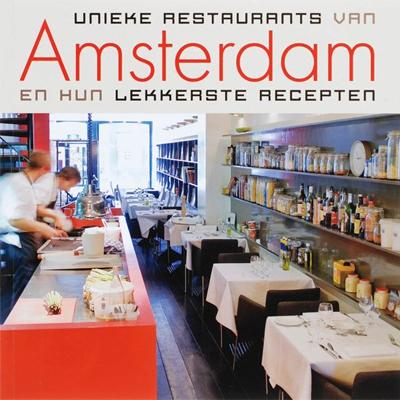 Kookboek Restaurants van Amsterdam