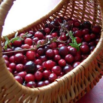 De cranberry