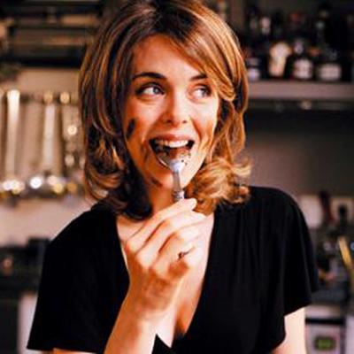 Wortel-chocoladetaart