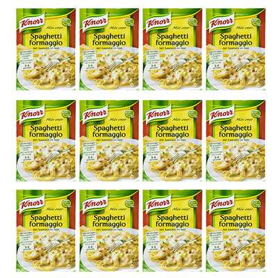 40 zakjes Knorr mix