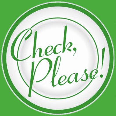 Check please!