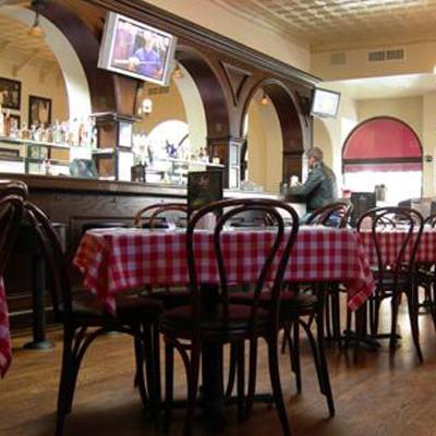 Joe's Café in Santa Barbara