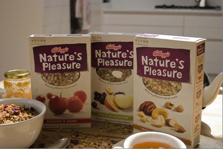 Nature's Pleasure Varieties