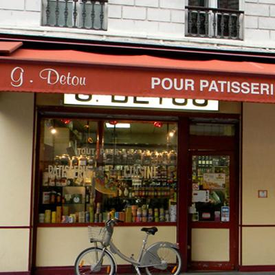 Kookwinkel G. Detou