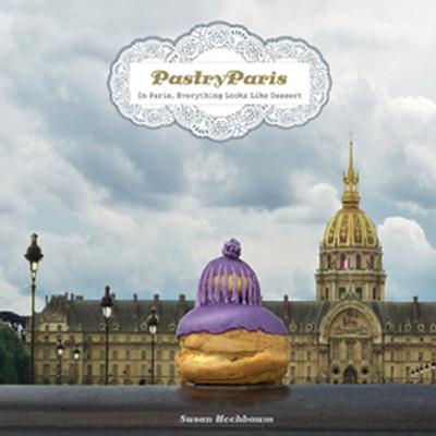 Taartjesfoto's van Parijs