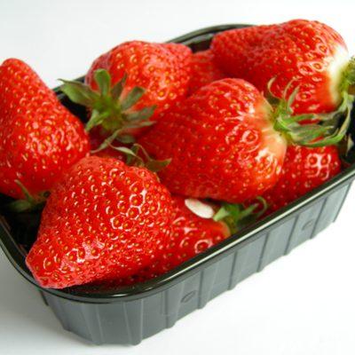 Supersnelle aardbeienjam