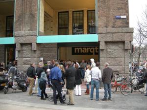 Nieuw filiaal lekkeredingenwinkel Marqt