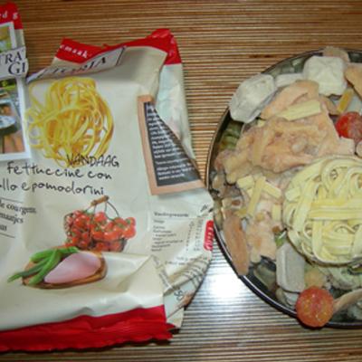 Trattoria Giulia diepvriesmaaltijden