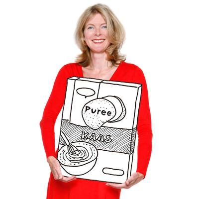 Koken met Karin in Trouw: aardappelpuree