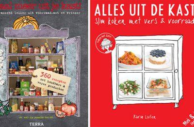 Kookboek Haal meer/alles uit je kast