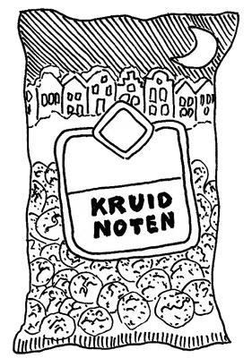 kruidnoten-pakje