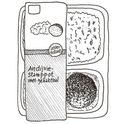 Stamppot voor beginners (met andijvie)