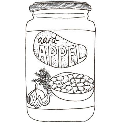 Aardappel Anders (alias gratin dauphinois)