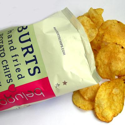 Burts by Beluga chips