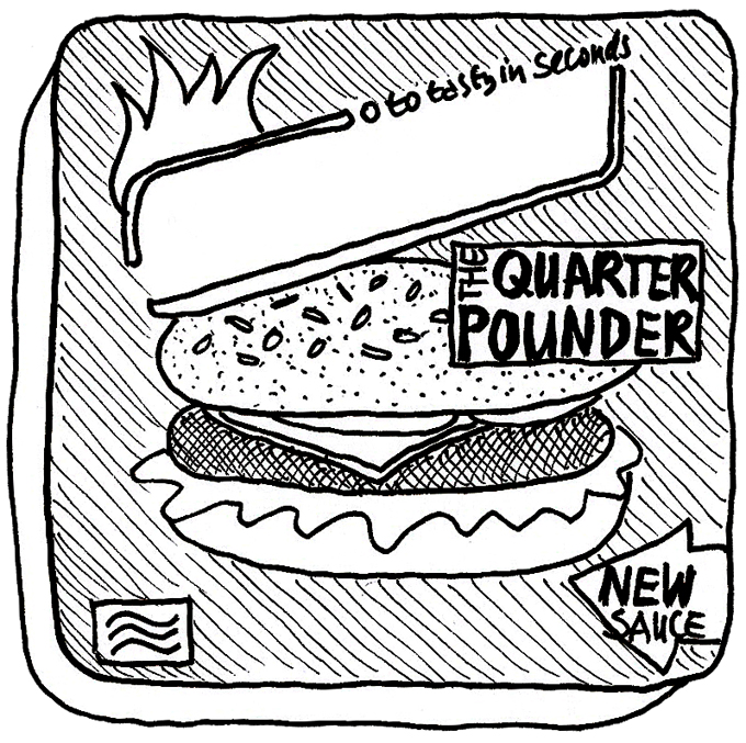 hamburger-magnetron