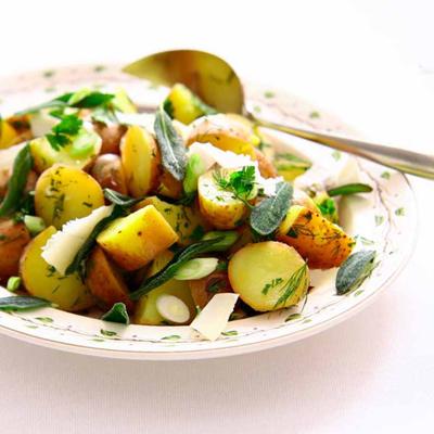 Italiaanse aardappelsalade