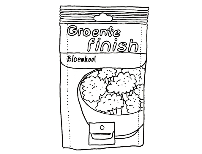 groentefinish-pakje