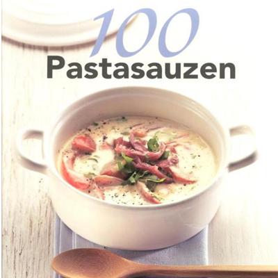 Kookboek 100 pastasauzen