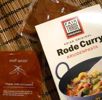 Test: Currypasta