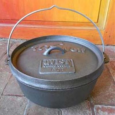 Qvist Dutch Oven