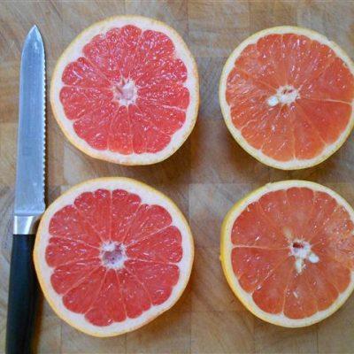 Florida grapefruit vs Jaffa grapefruit