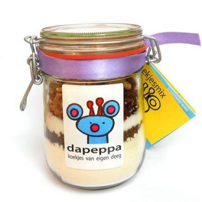 Koekjespotten dapeppa