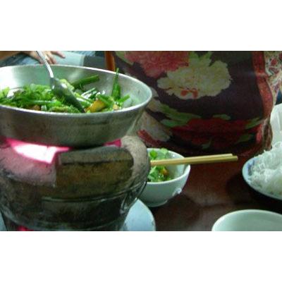 Visschotel Cha ca uit Hanoi - Koken met Karin
