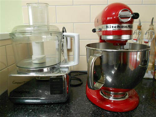 kitchenaid en magimix