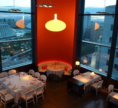Restaurantweek in Valencia: Vertical