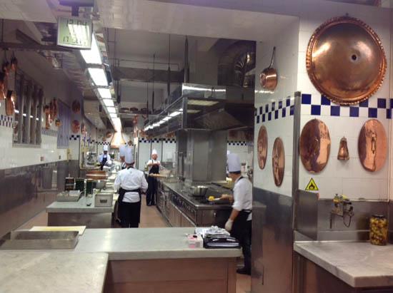 Peck in milaan koken met karin - Tweekleurige keuken ...