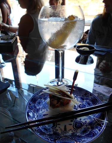 tunes bar gin tonic