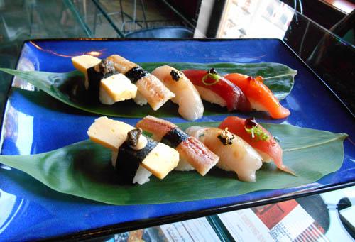 tunes bar sushi