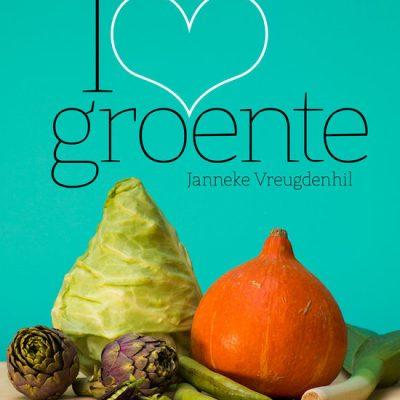 Kookboek I love groenten