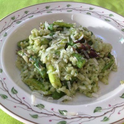 Risottoserie (5): recept risotto uit de oven
