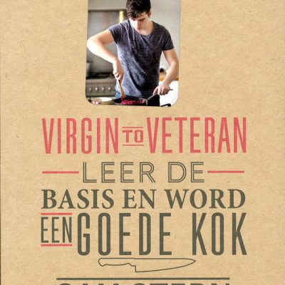 Kookboek Virgin to Veteran