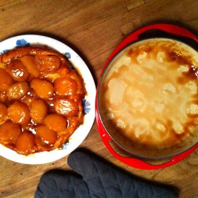 Le Creuset tarte tatin vorm