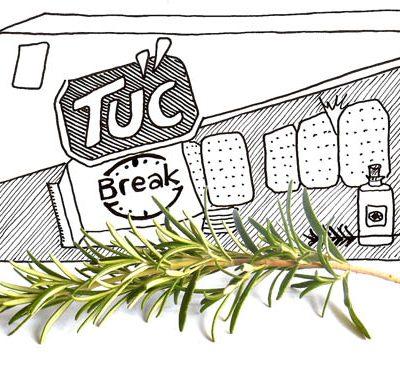 Tuc zelf bakken
