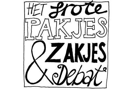 Grote Pakjes en Zakjes Debat