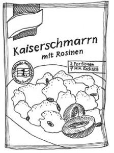 knorr sweety kaiserschmarrn